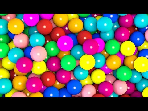 BALL PIT SHOW for Kids to Learning Colors - Panda Bo Bad Baby Videos Compilation