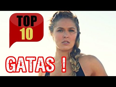 TOP 10 - LUTADORAS MAIS GATAS DO UFC