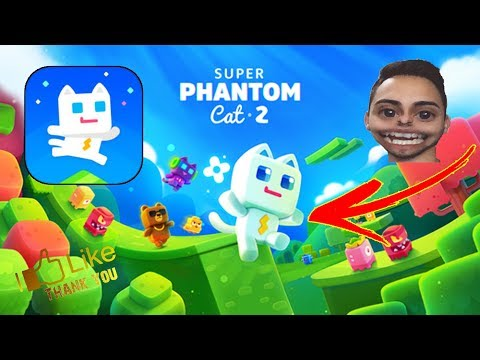 SUPER PHANTOM CAT 2 GAMEPLAY iOs Android