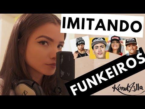 Imitando Funkeiros - Mc Lan Dani Russo Mc Kevinho e Mc Pedrinho