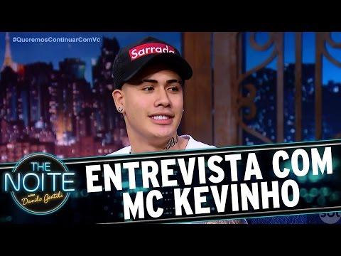 Entrevista com MC Kevinho The Noite 31 03 17