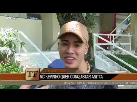 MC Kevinho entrevista para o TV Fama