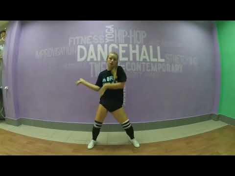 Cho ft Stefflon Don-Popalik Dance twerk booty