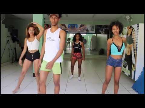 MC Kevinho e Léo Santana - Encaixa Coreografia Danii Tubeer e Cia