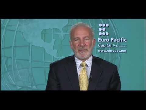 Peter Schiff-Fed Will Sacrifice Dollar to Prop Up Bonds
