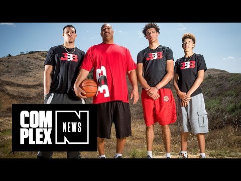 LaVar Ball s New Family Reality Show Is Almost Here