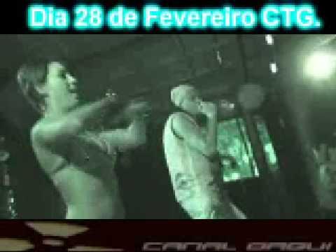 14 02 Baile Funk MC Negão e As Funkeiras Dança do Créu