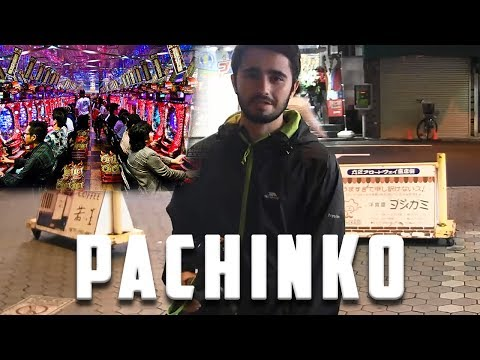 Qué Es El Pachinko