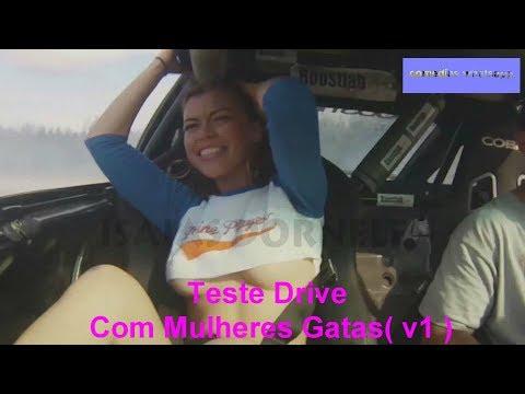 Teste Drive Com Mulheres Gatas gostosas V1 Videos Engraçados 2017 -2018 Comedias Whatsapp