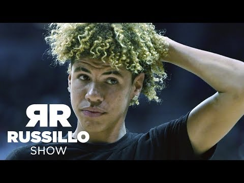 LaMelo Ball picking shoes over college basketball The Ryen Russillo Show ESPN