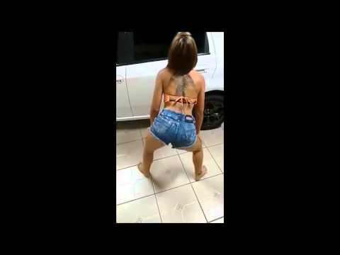Bruna Larissa Dançando Funk Dançarinas de Funk Funkeiras