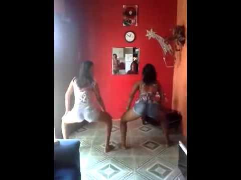 Como seria Garotas funkeiras dançando rock