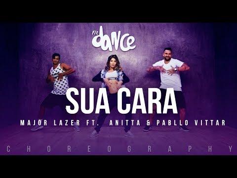 Sua Cara - Major Lazer ft Anitta & Pabllo Vittar Choreography FitDance Life