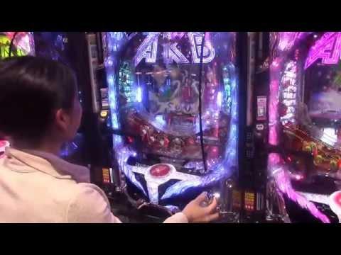 How to play Pachinko AKB 48 Pachinko パチンコ Japanese culture