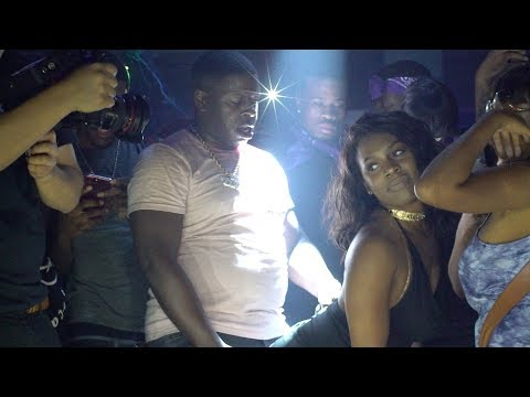 BLAC YOUNGSTA BOOTY TWERKING FANS Official Video Live Performance in St Louis