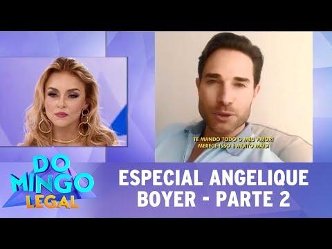 Domingo Legal 16 07 17 - Especial Angelique Boyer - Parte 2