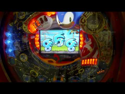 パチンコ - Sonic the Hedgehog Pachinko play