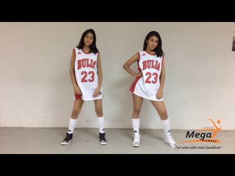 Rabetão - Mc Lan Coreografia Gêmeas com