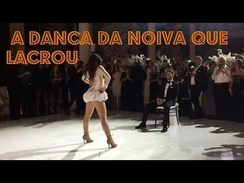 Quando a noiva LACRA na dança para o noivo - Melissa Molinaro
