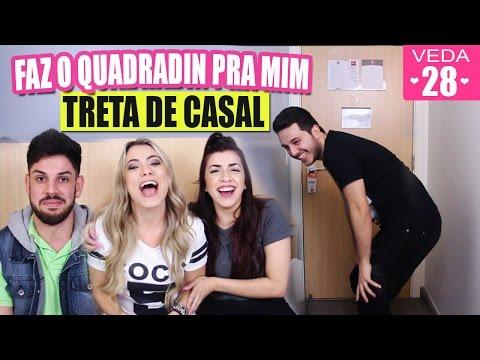 FAZ O QUADRADINHO PRA MIM TretadeCasal ft SOS Debb e Pet Kathy Castricini