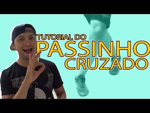 COMO DANÇAR FUNK TUTORIAL DO PASSINHO CRUZADO