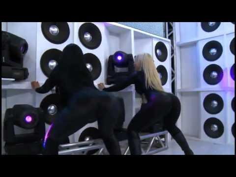 Dança creu - com dançarinas gostosas