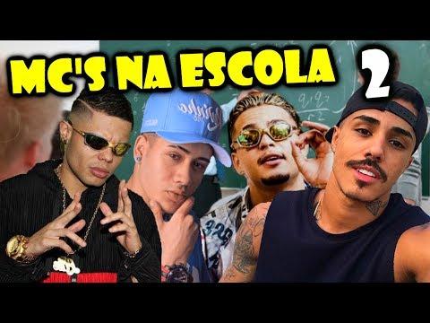 Mc's NA ESCOLA 2 Mc Lan Mc Kevinho Mc Livinho Mc Hariel Mc Pedrinho