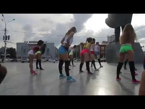Екатерина Мельникова Танцы на ТнТ TWERK BOOTY DANCE