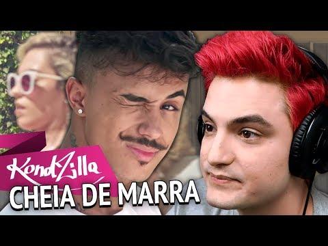 REAGINDO A CHEIA DE MARRA - MC LIVINHO