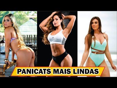 10 PANICATS MAIS LINDAS DE TODOS OS TEMPOS PÂNICO NA TV PÂNICO NA BAND