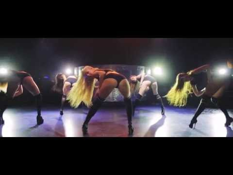 TWERK BOOTY DANCE CHOREO BY ABASHEVA YANA TWERKITSTUDIO Tinashe Boss ft Honey Cocaine