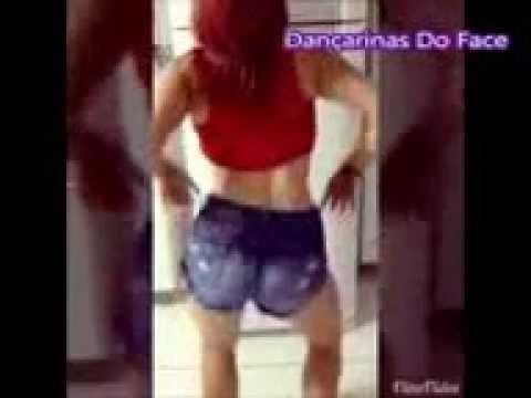 Funkeira dançando