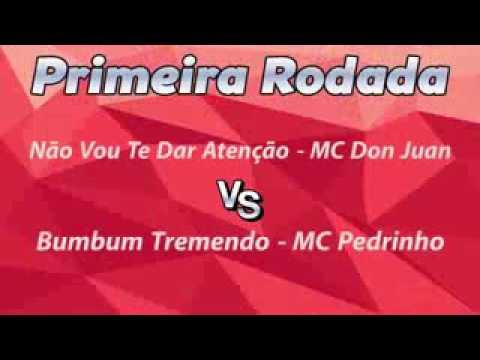 MC don Juan contra MC Pedrinho duelo dos funkeiros