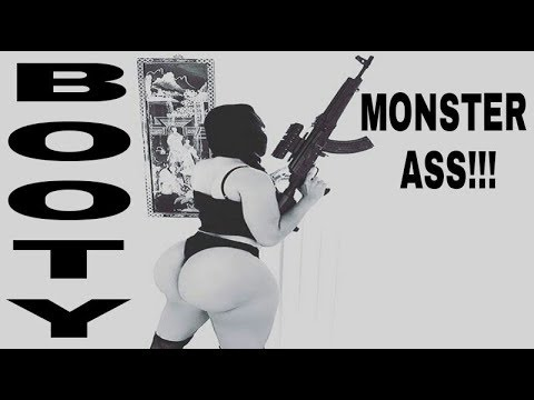 MONSTER ASS EDITION All Big Booty Girls Ass Shake & Booty Twerk - Twerk That Bass