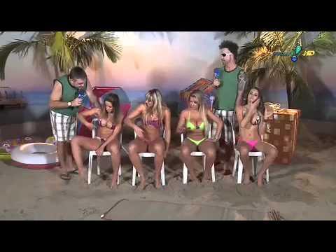 Pânico na TV - Panicats participam do Antônio Nunes Game mov