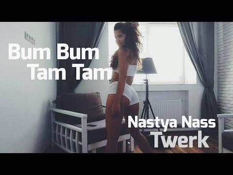 MC Fioti - Bum Bum Tam Tam Nastya Nass Twerk Booty dance
