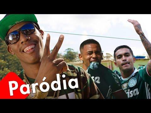 Fui partiu o enea é do Palestra - Paródia do Palmeiras Partiu MC Kekel