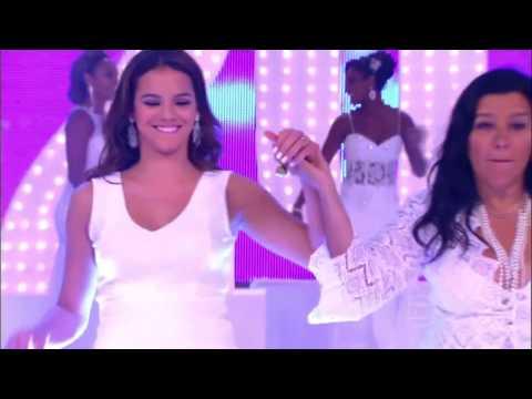 Bruna Marquezine dança quadradinho