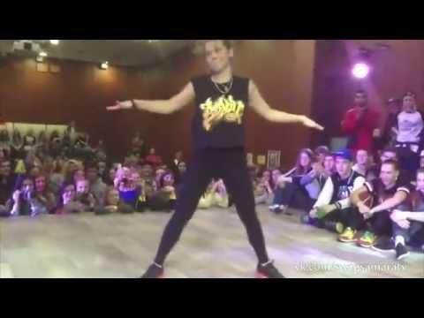 Twerk Booty shake Dance Hall battle
