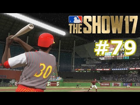 I AM STARTING TO HIT THE BALL VERY GOOD MLB The Show 17 Diamond Dynasty PT 79