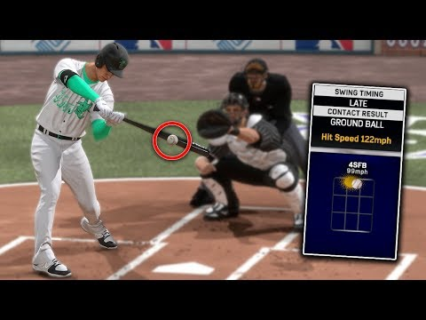 THIS MIGHT BE THE HARDEST BALL I HAVE EVER HIT MLB The Show 17 Battle Royale
