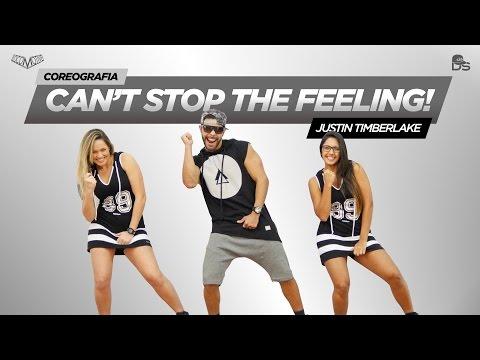 Can't Stop the Feeling - Justin Timberlake Cia Daniel Saboya Coreografia