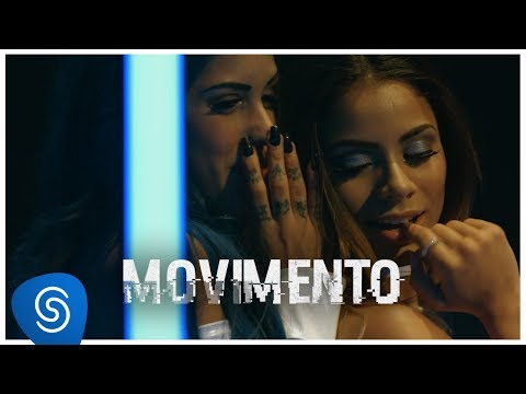 Lexa - Movimento part Tati Zaqui Remix Clipe Oficial