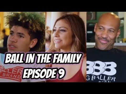 Ball In The Family Episode 9 Season 1 Ball Family Reality Show