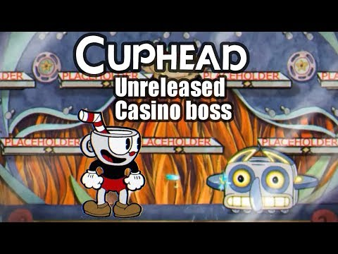 Cuphead Unreleased Casino Boss Pachinko