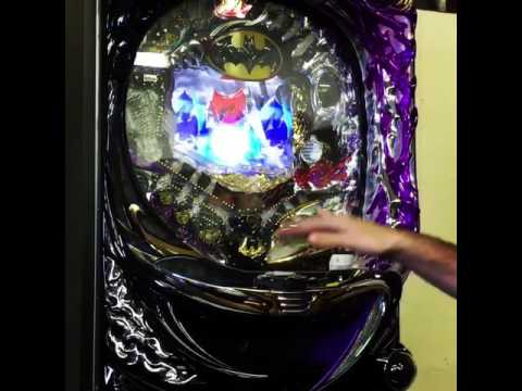 Batman Gotham City Pachinko Machine video 2
