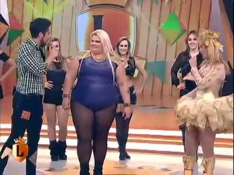 Legendários Prepara poderosa Thaís Carla dá um show com sucesso de Anitta
