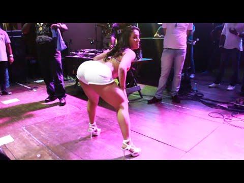 MR Catra e sua Dançarina de Funk - Medley Funk - HD 1080p