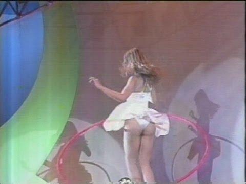 Dançarinas Bailarinas do programa Sabadão