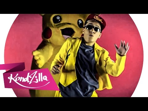 MC Pikachu - Meu Pau Não Luta Boxe Ele Luta Karatê KondZilla Lançamento 2017